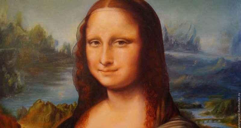 Мона Лиза - лейбл, неподвластный времени 1