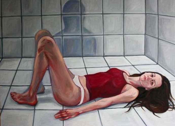 Сербский художник. Aleksandra Rakonjac 103