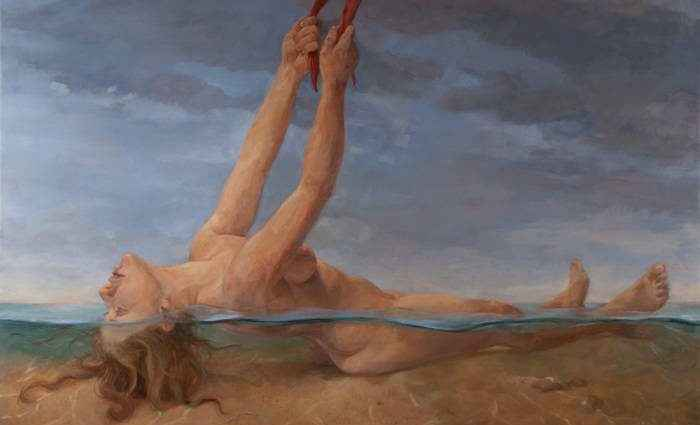 Американский художник. Alia E. El-Bermani 16+ 1