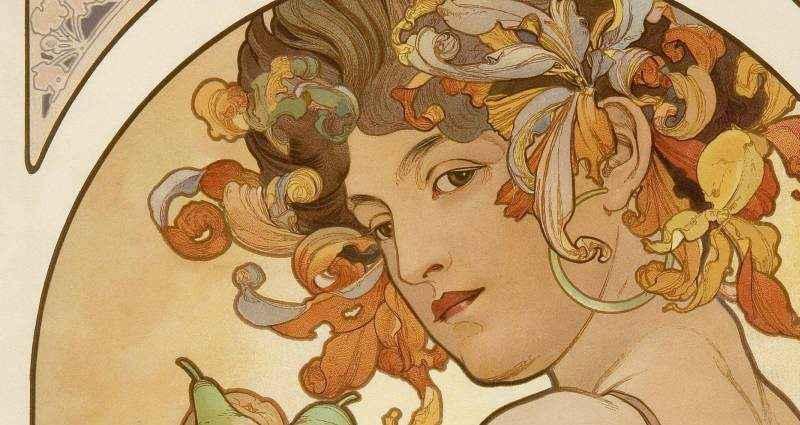 Модерн, новое искусство, современный стиль или Art Nouveau 1