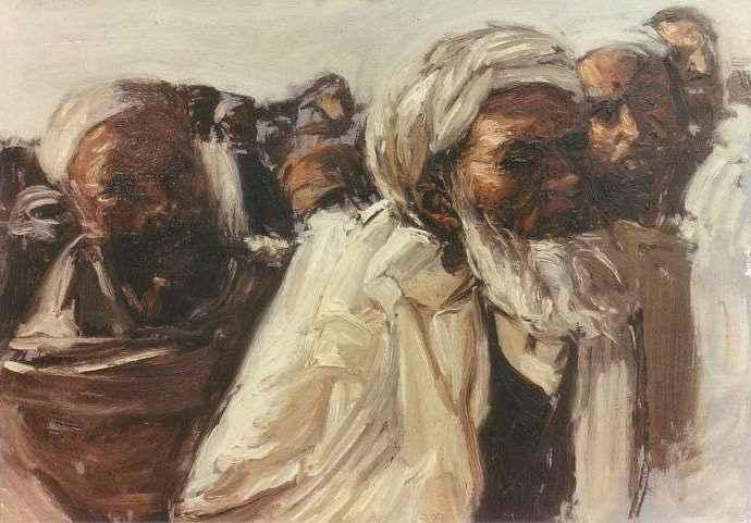 Испанский художник. Angel Dorado Candela 124