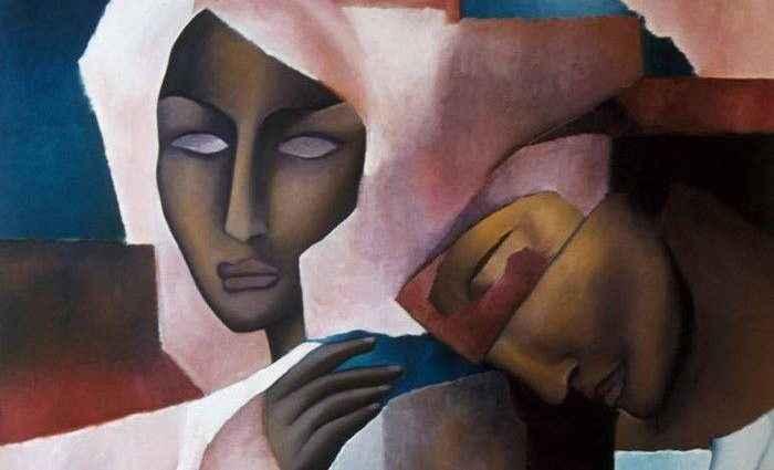 Элементы классического и ренессансного искусства. Anwar Taimuri 1