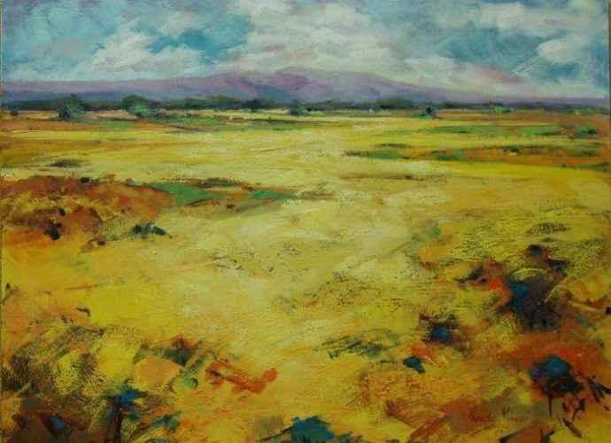Испанский художник. Aranda Miruri 182