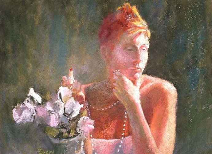 Пастельная живопись. Barbara Berry 113