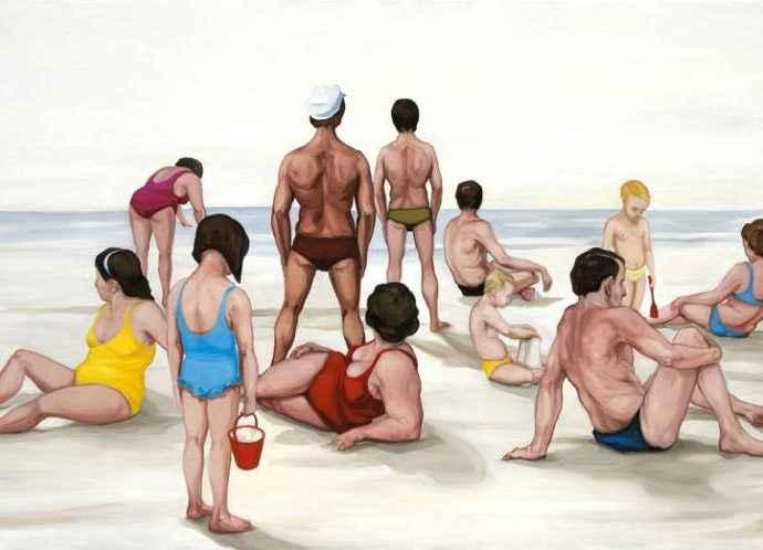 Реалистичные картины. Biljana Djurdjevic 111