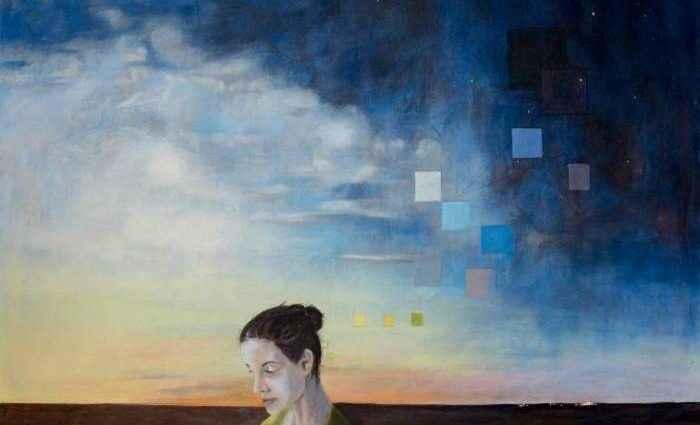 Американский художник. Cath Connolly Hudson 1