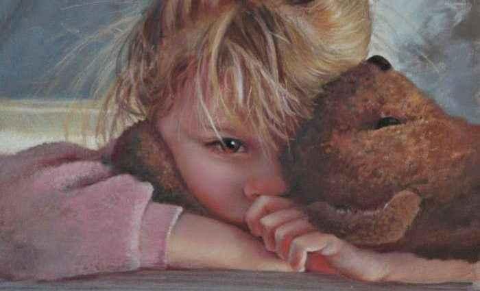 Я люблю рисовать... Christine Swann 1