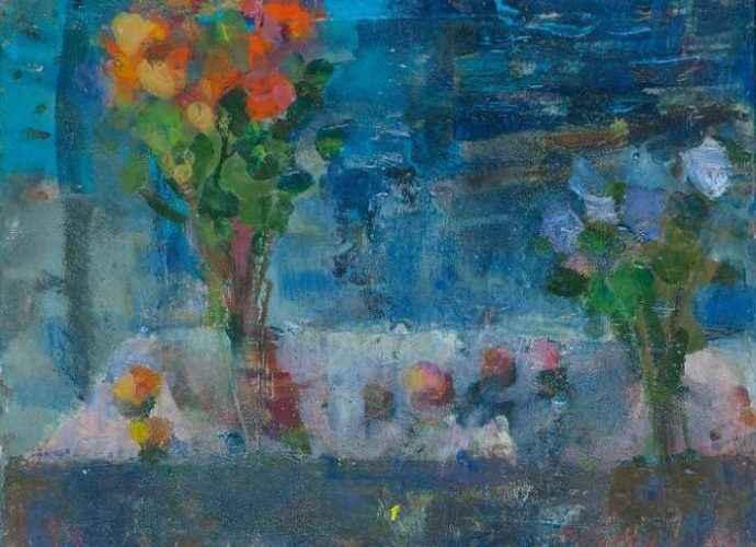 Американский художник. Cynthia Packard 75
