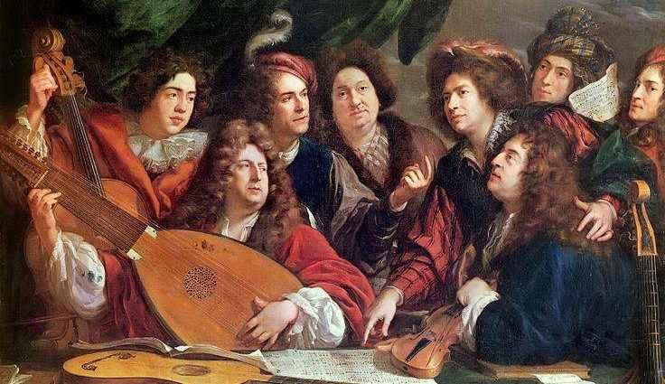 Музыка в эпоху Возрождения 1