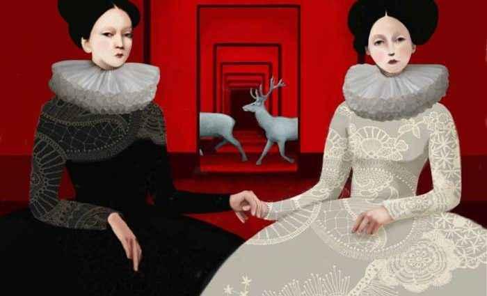 В сказочном стиле. Daria Petrilli 1