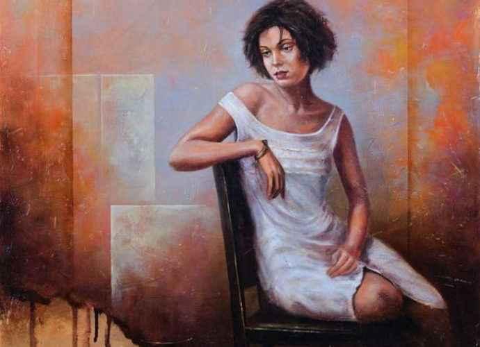 Современный сербский художник. Dejan Deki Milivojevic 97