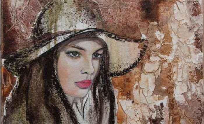 Волшебное путешествие в мир искусства. Donatella Marraoni 1