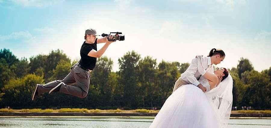 Почему свадебная фото- и видеосъемка настолько важна? 1
