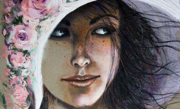 Красивые, содержательные образы. Elena Kraft 1