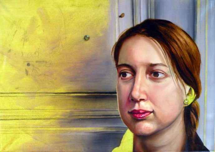 Словацкий художник. Eva Fajcikova 29