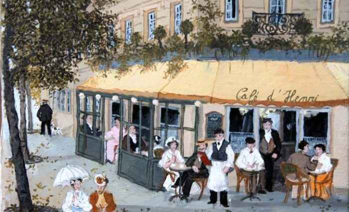 Окна в прошлое. Fabienne Delacroix 1