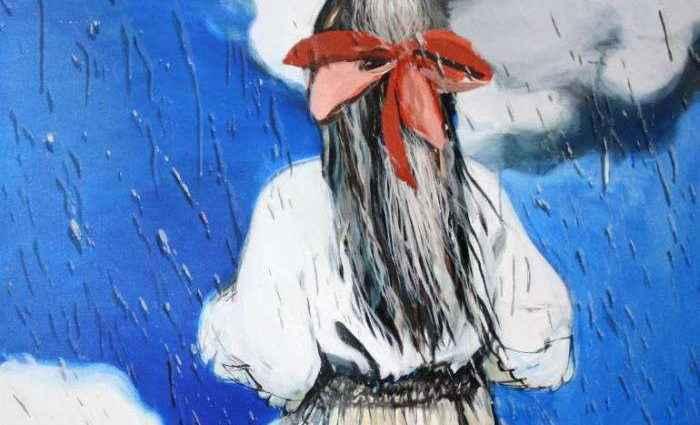 Молодой польский художник. Hanna Ilczyszyn 1