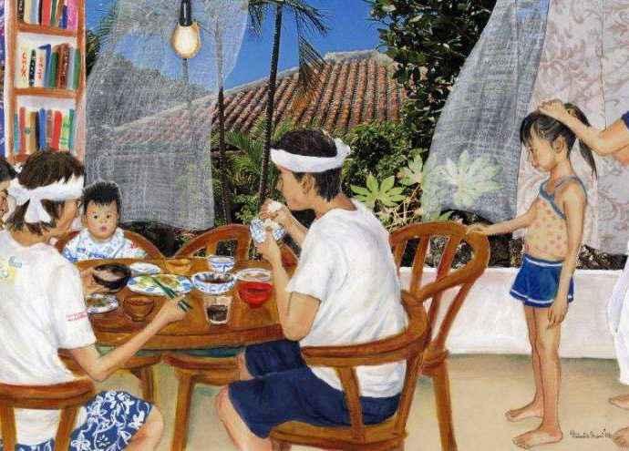 Повседневная жизнь. Hiroshi Mori 313