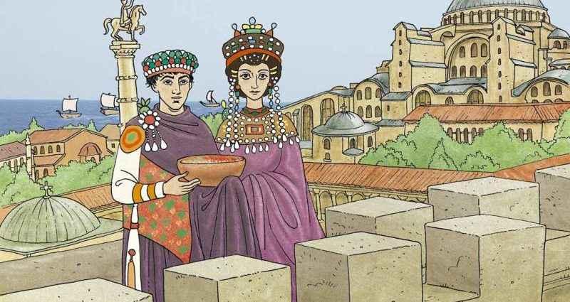 Связь исламской и византийской культур 1