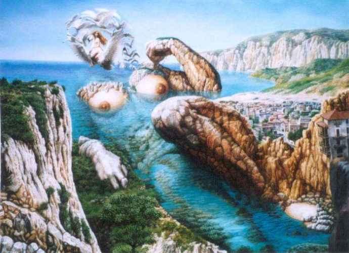Кубинский художник. Ignacio Nazabal 211