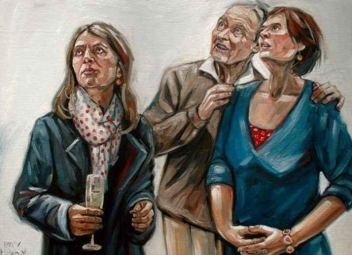 Австрийский художник. Irene Mischak 59