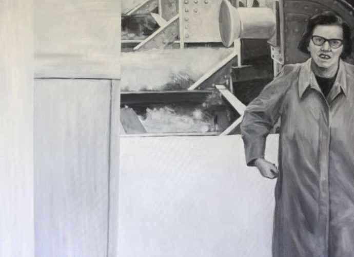 Сербский художник. Ivan Jovanovic 93