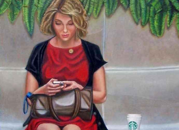 Современный мексиканский художник. Jacinto Gonzalez Gasque 206