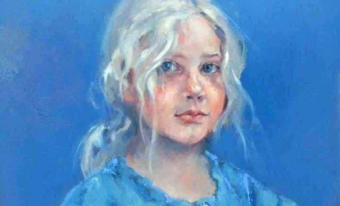 Портретная и фигуративная живопись. Jan Williamson 1