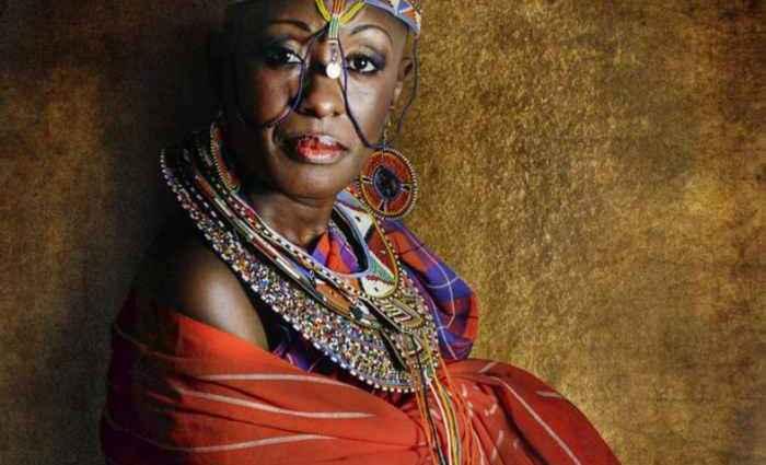 Африканские женщины. Joana Choumali (фотограф) 1