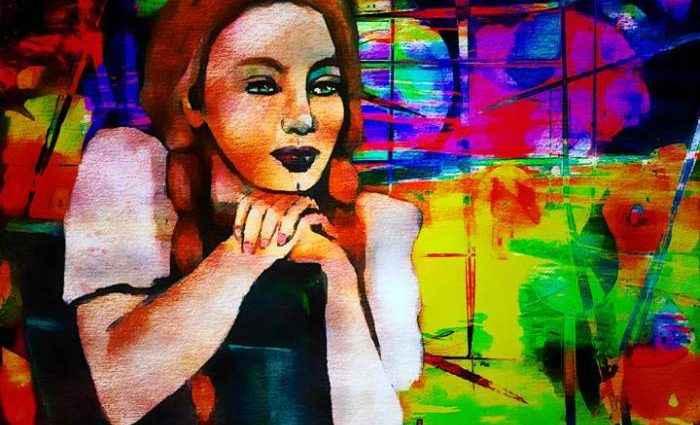 Светлые и яркие цвета. Karen Zima 1