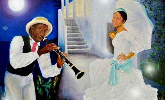 Яркие, красочные и богатые деталями картины. KCatia Creole 1