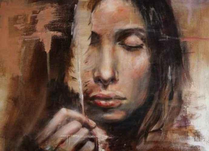 Бельгийский художник. Kris Coolens 250