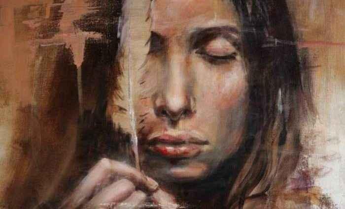 Бельгийский художник. Kris Coolens 1