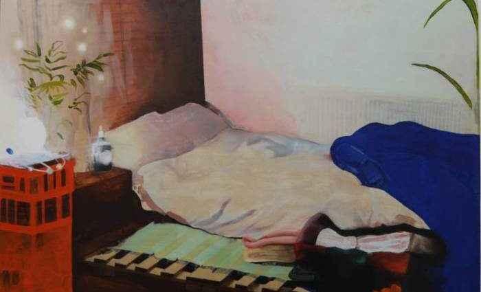 Британский художник. Louise Giovanelli 1