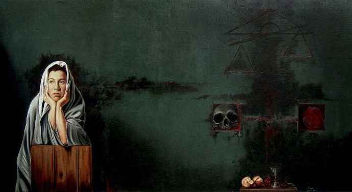 Мир классической живописи. Marco Zamudio 218