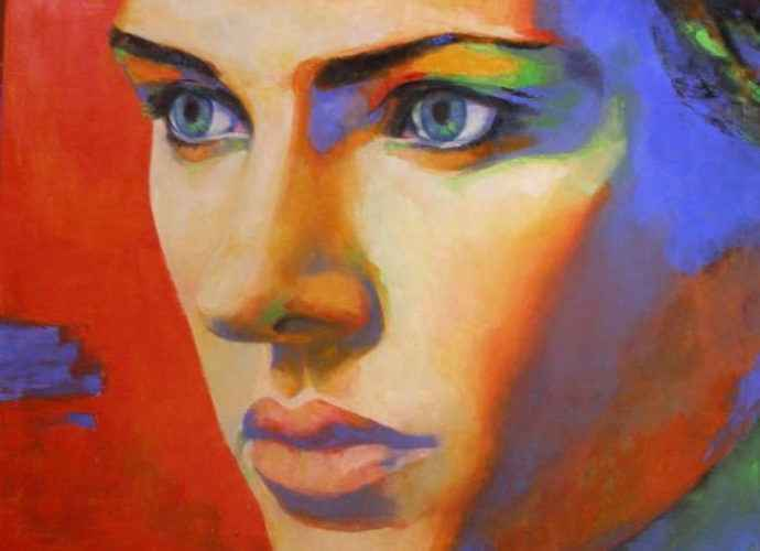 От реализма до абстракции. Martha Escondeur 1