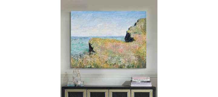 Украшение интерьера живописью: особенности и преимущества 1