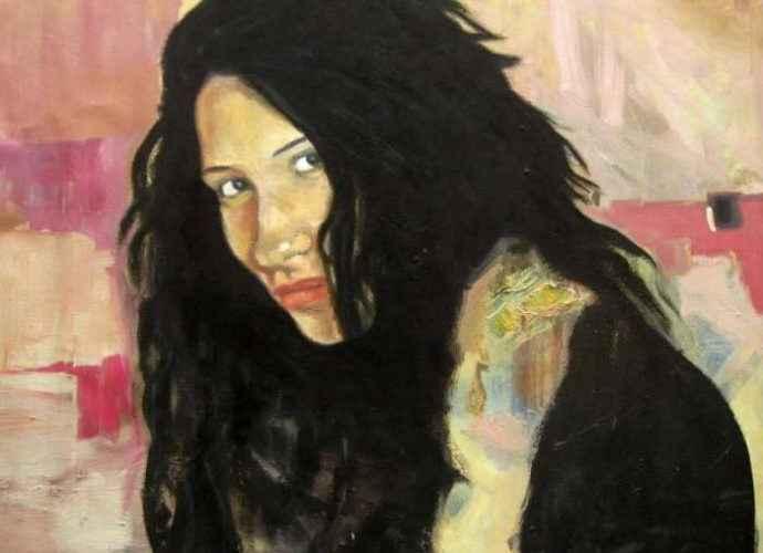 Современный сирийский художник. Nazmi Afshari 15