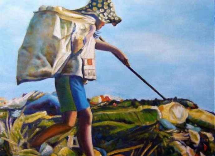 Македонский художник. Nikola Golubovski 5