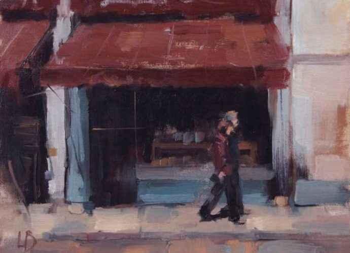 Мир масляной живописи. Ollie Le Brocq 138