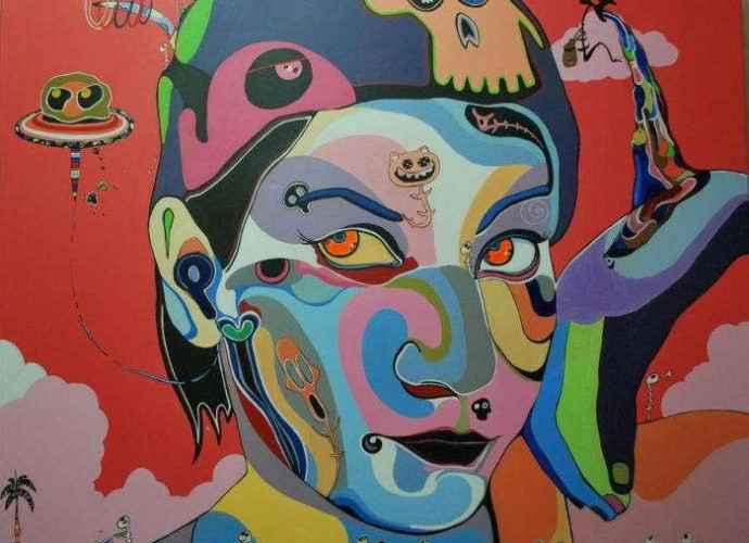 Кубинский художник. Osy Milian 219