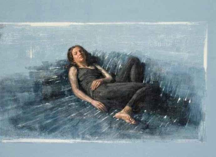 Греческий художник. Panayiotis Beldekos 118