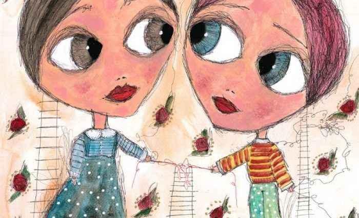 Куклы в детской одежде. Paola Di Renzo 1