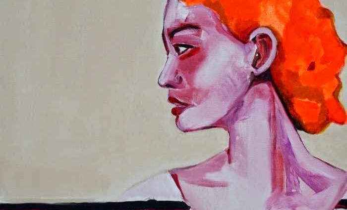 Живопись - увлекательный процесс. Patricia Derks 1