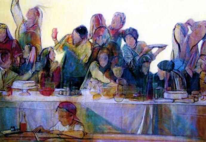 Норвежский художник. Philip Smeeton 13