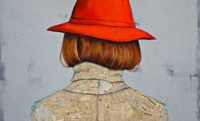 Польский художник. Renata Magda 1