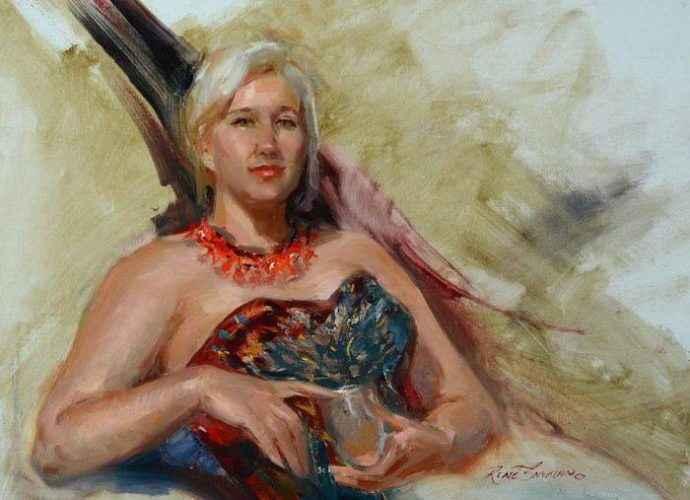 Пейзажи и портреты. Rene Snyman 69