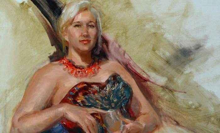 Пейзажи и портреты. Rene Snyman 1