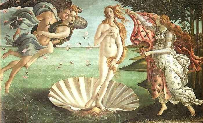 Как сложилась судьба героинь известных картин? 1