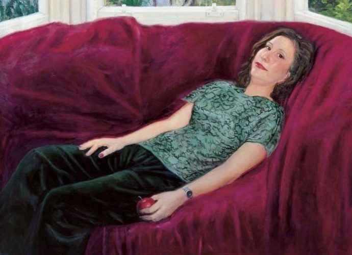 Бельгийский художник. Serge Strosberg 248
